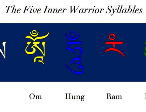 Five Warrior Syllables